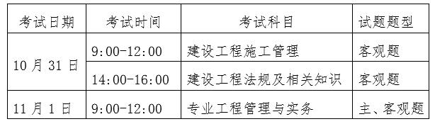 山东省二级建造师考场图片