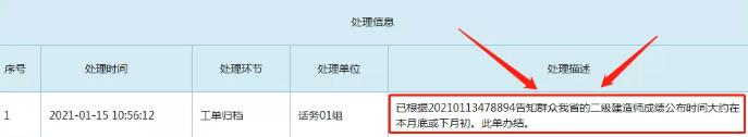 海南2020年二级建造师成绩1月底或2月初公布