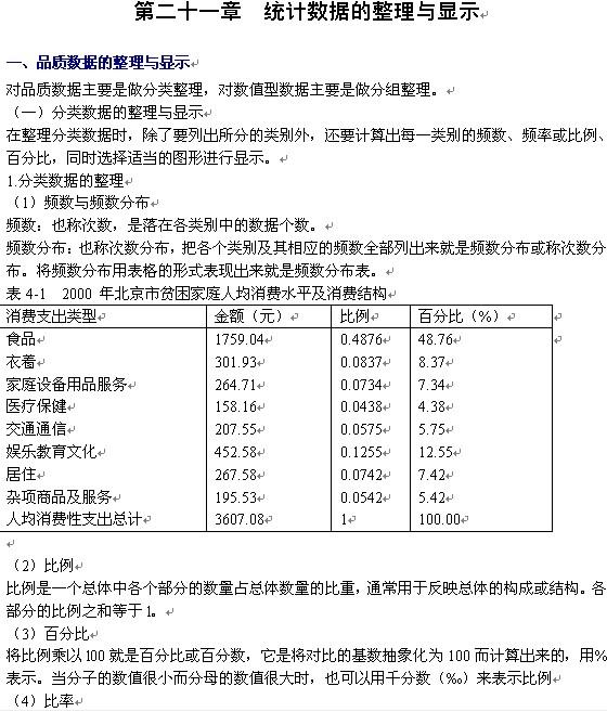 2010年中级经济师考试《经济基础知识》讲义(21)