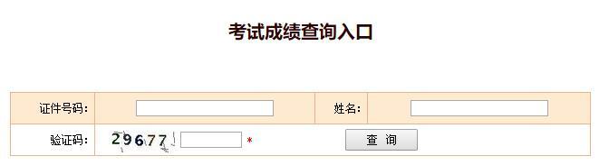 福建中级经济师成绩查询时间图片