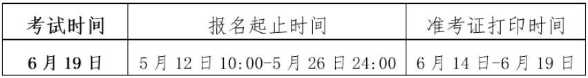 2021年基金从业资格考试报名时间:5月12日-26日