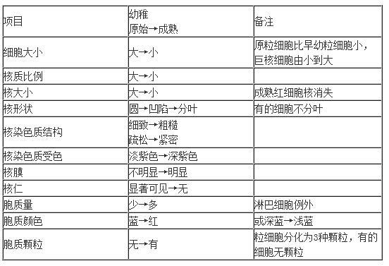 2019年卫生资格《检验技士》备考知识点(6)