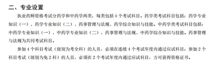 山西省2019年执业药师考试时间已公布
