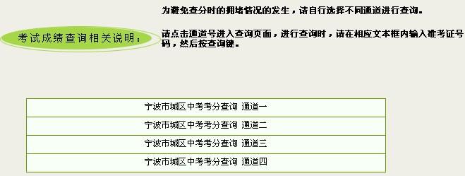 2010淄博市沂源县中考成绩